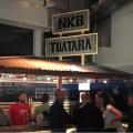 Stockholm beer and whisky festival with Tuatara