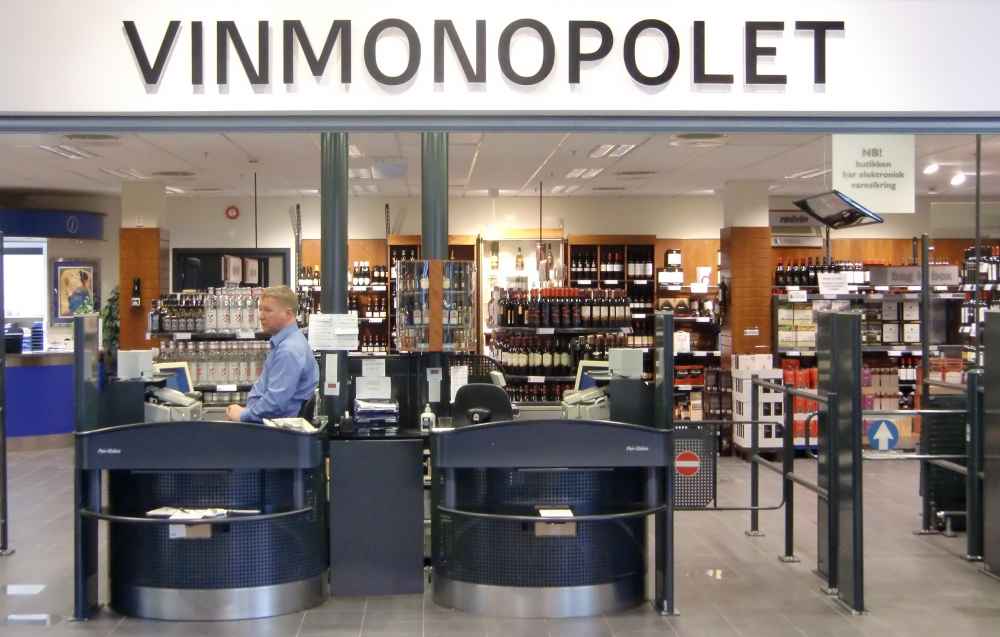 Alcohol policy - Norway - Vinmonopolet - Concealed Wines