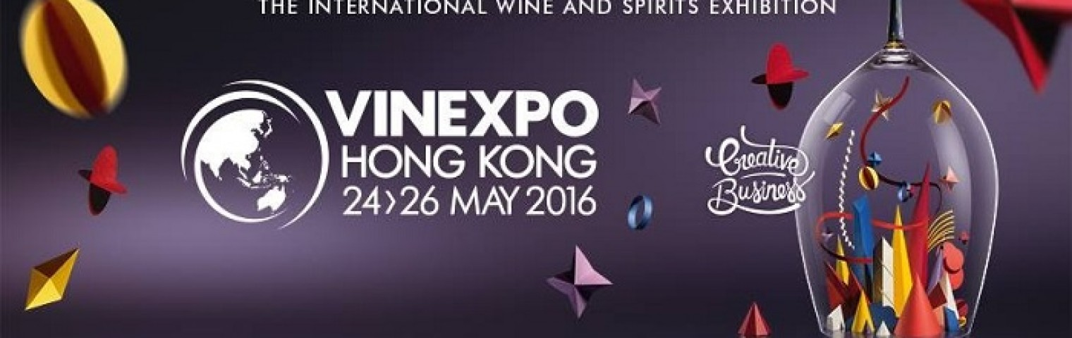 Simon Källquist will be attending Vinexpo in Hong Kong in May 2016