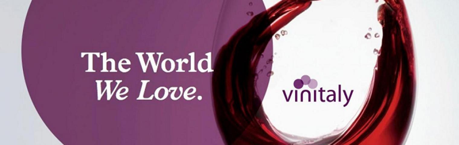 Calle Nilsson and Simon Källquist attend Vinitaly wine fair in Verona