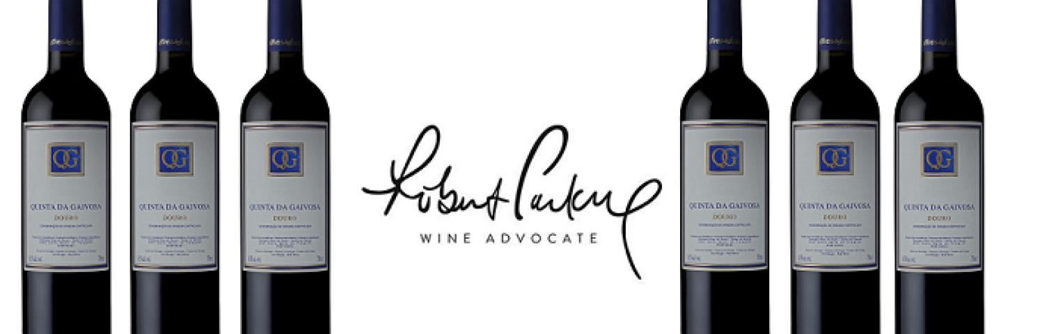 Quinta da Gaivosa – 95 points in Robert Parker Wine Advocate