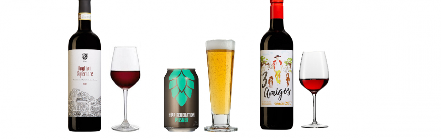 New Exciting Launches at Systembolaget