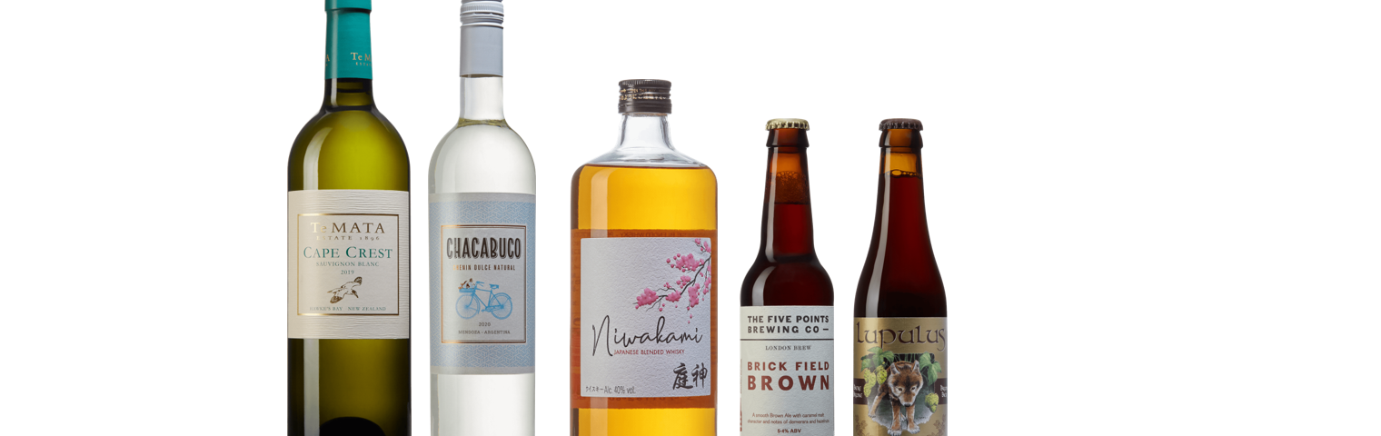 5 new launches at Systembolaget next week