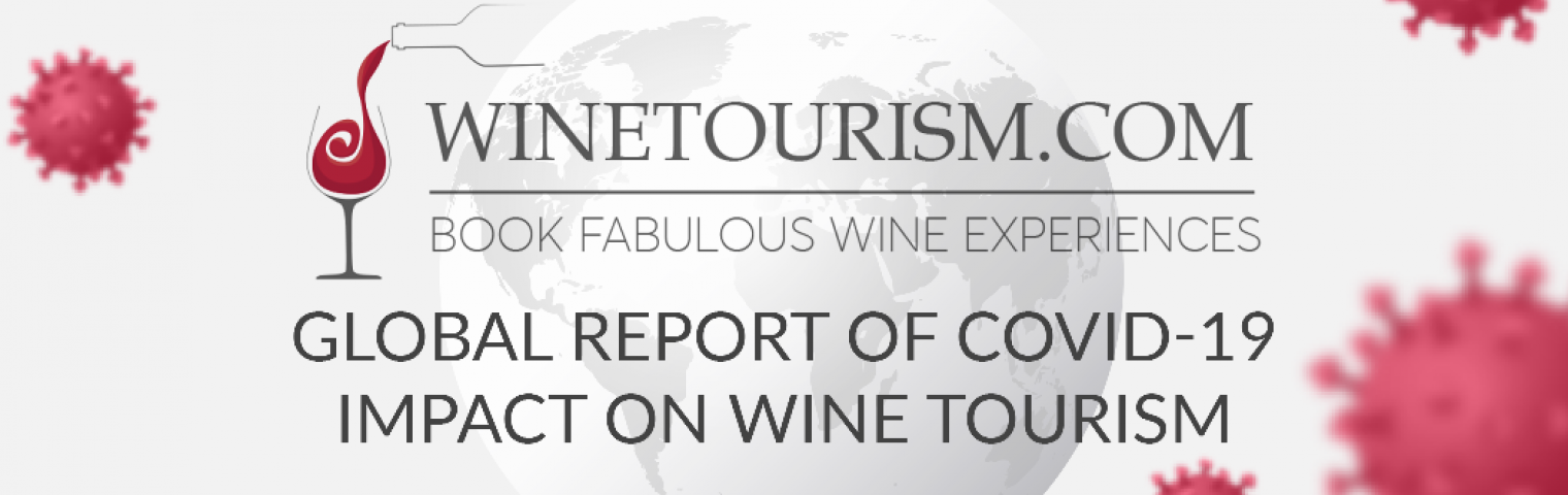 WineTourism.com publishes report on impact of Covid-19 on the global wine tourism